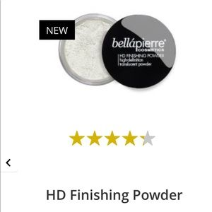 bella pierre Makeup - bella pierre translucent hd powder